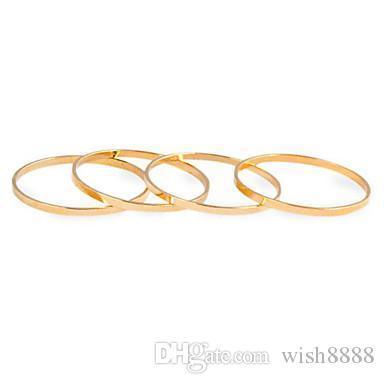 vergoldete ringe