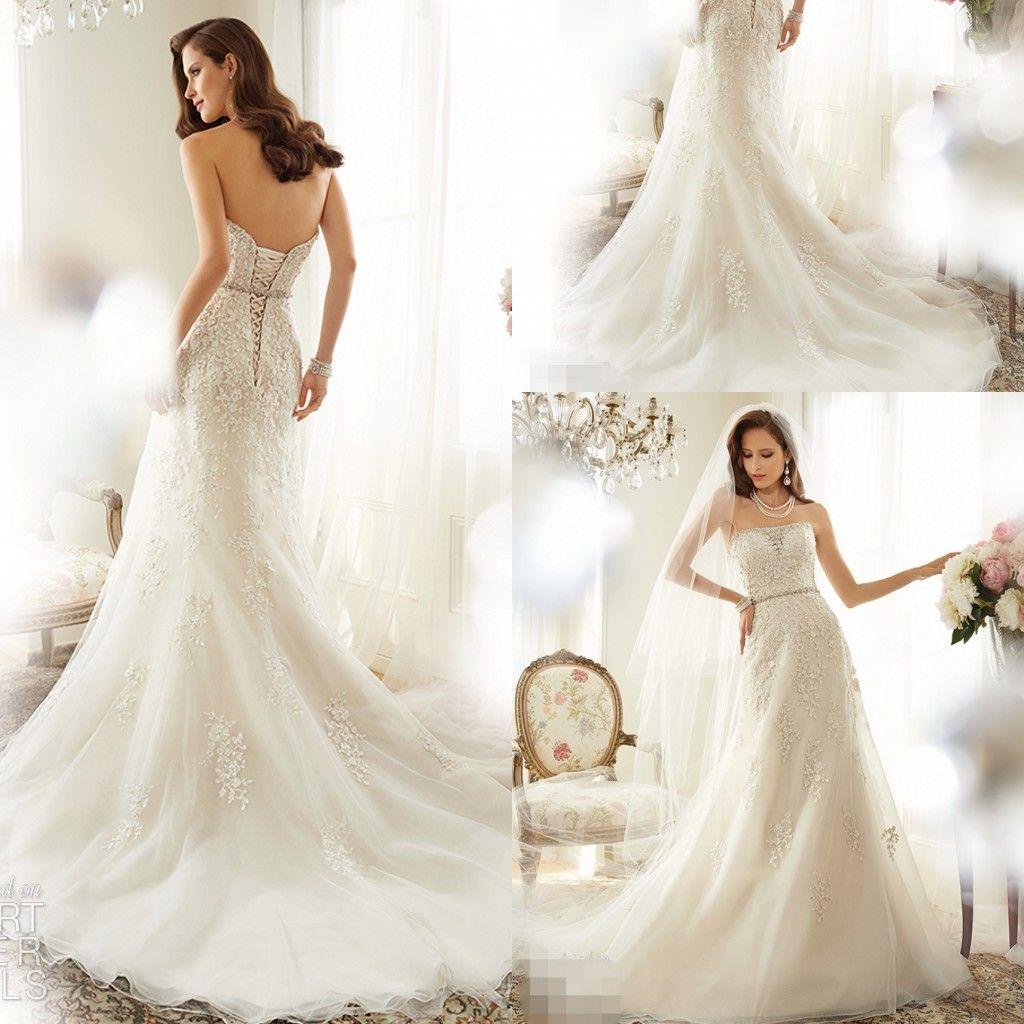 See larger image for Vintage italian wedding dresses