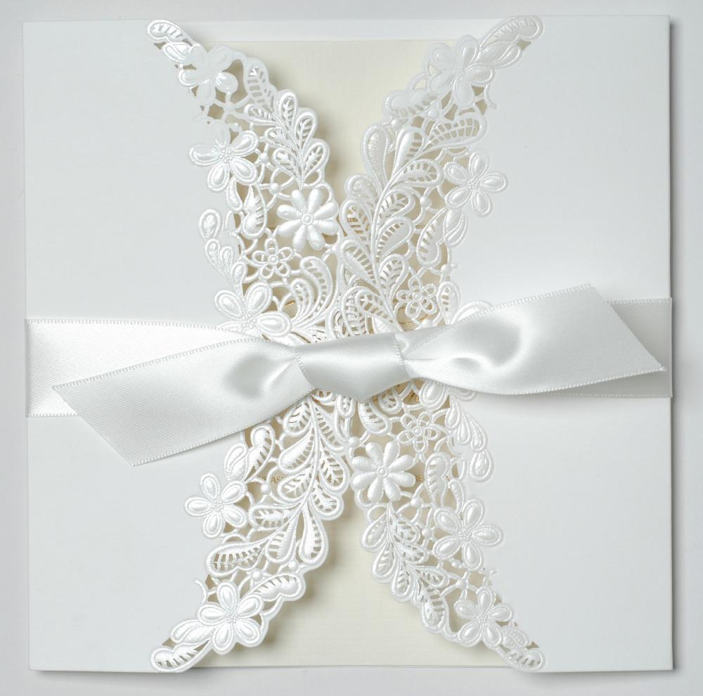 lace wrap for wedding invitations - 28 images - laser cut wedding ...