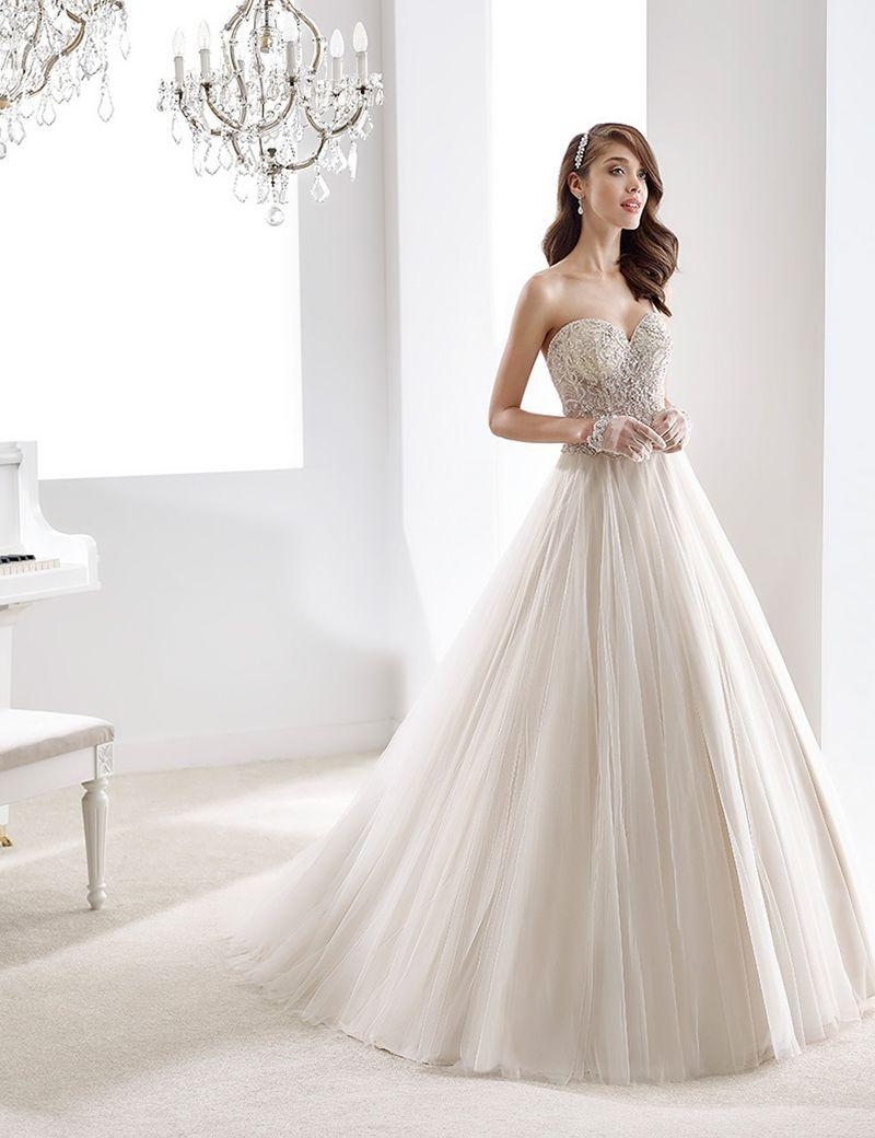 Bottom Tulle A Line Wedding Dresses 2016 Vestidos De