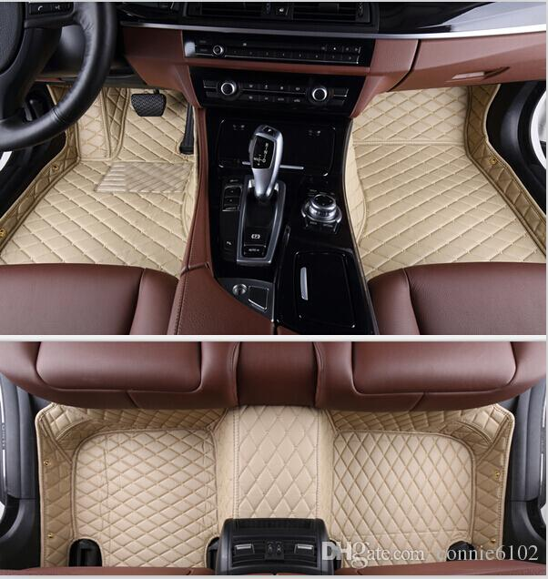 2017 Best Quality Amp Custom Special Floor Mats For Bmw