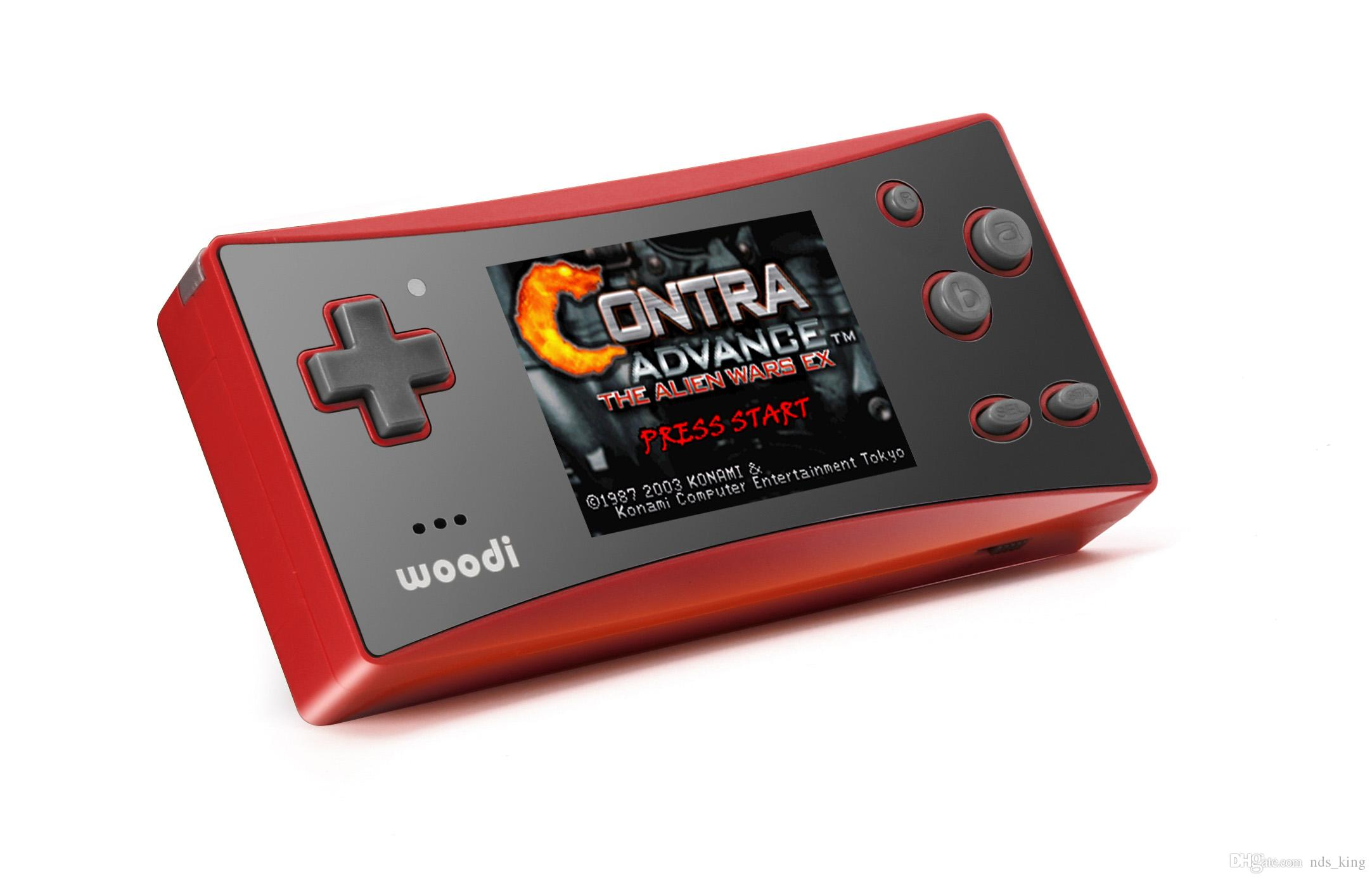 Game boy color online free - Highlighting The Backlight Game Console Hot Sale Free Ship Build In Games For Gba Games Red Color Game Console Online With 28 56 Piece On Nds_king S Store