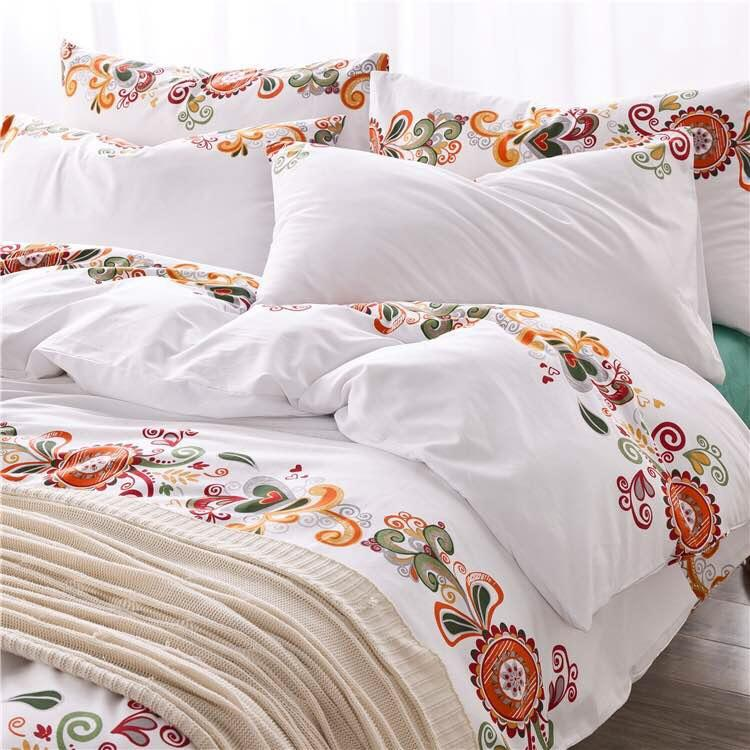 2015 Spring And Summer Long Staple Cotton Satin Bedding