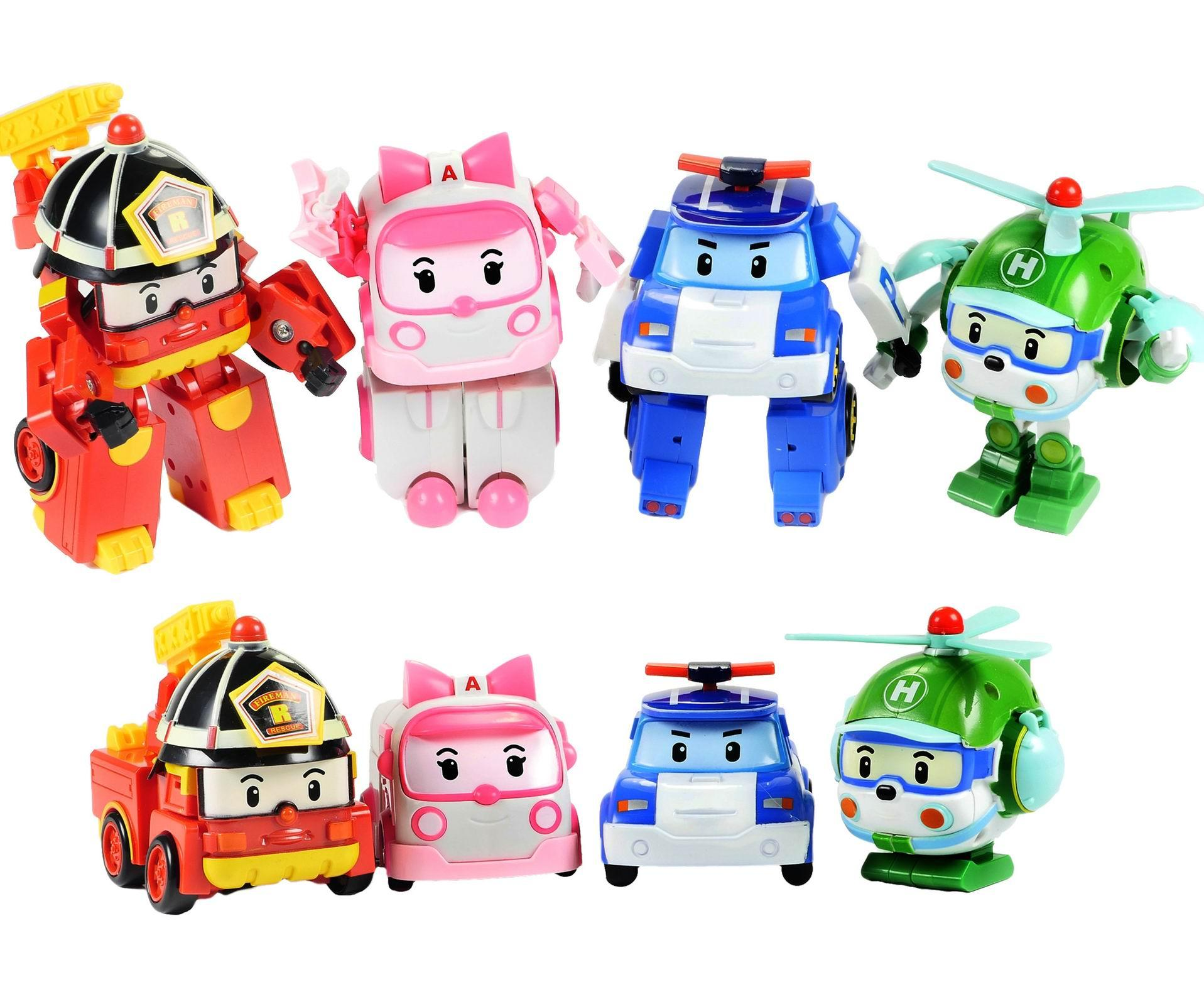 2017 deformation super robocar poli robot deformation team - Robot car polly ...