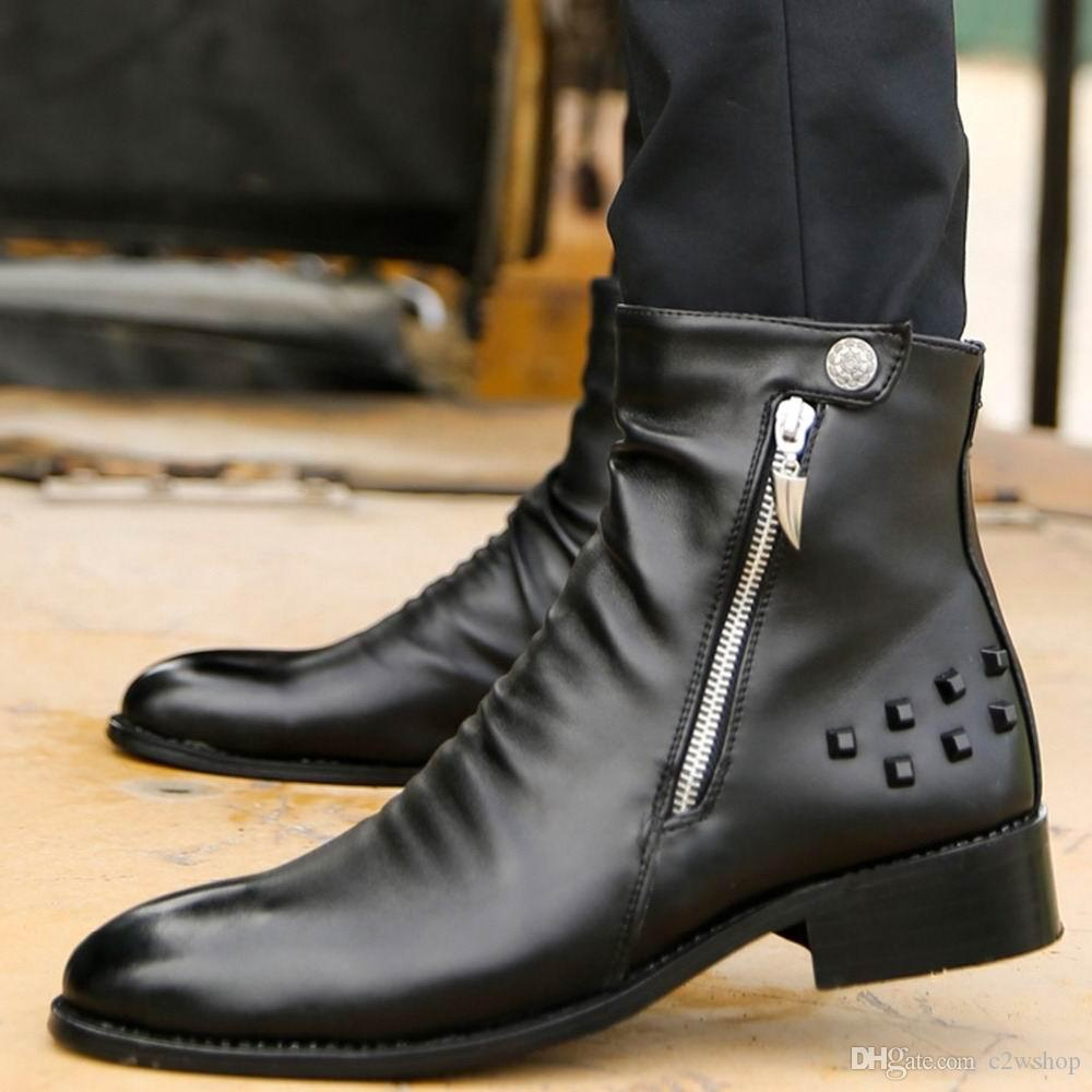 Mens Trendy Boots - Cr Boot