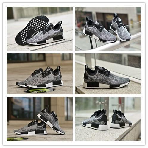 1609 adidas Originals NMD_R1 Trail Women's Sneakers Running