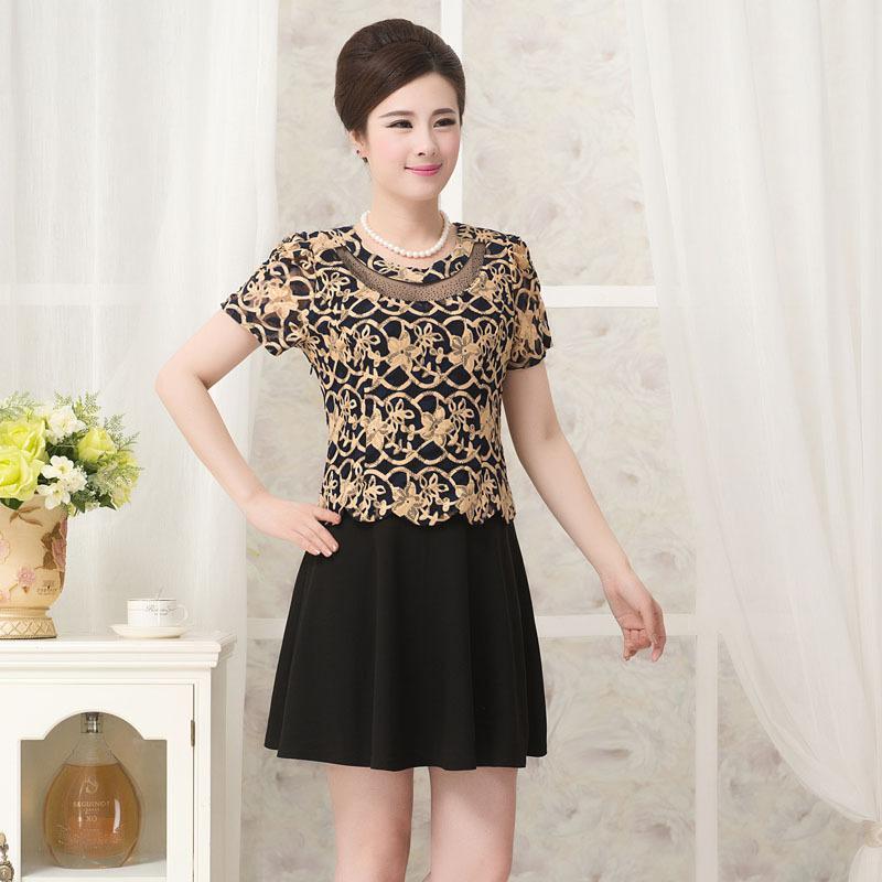 Older Women Short Dresses Online - Older Women Short Dresses for Sale