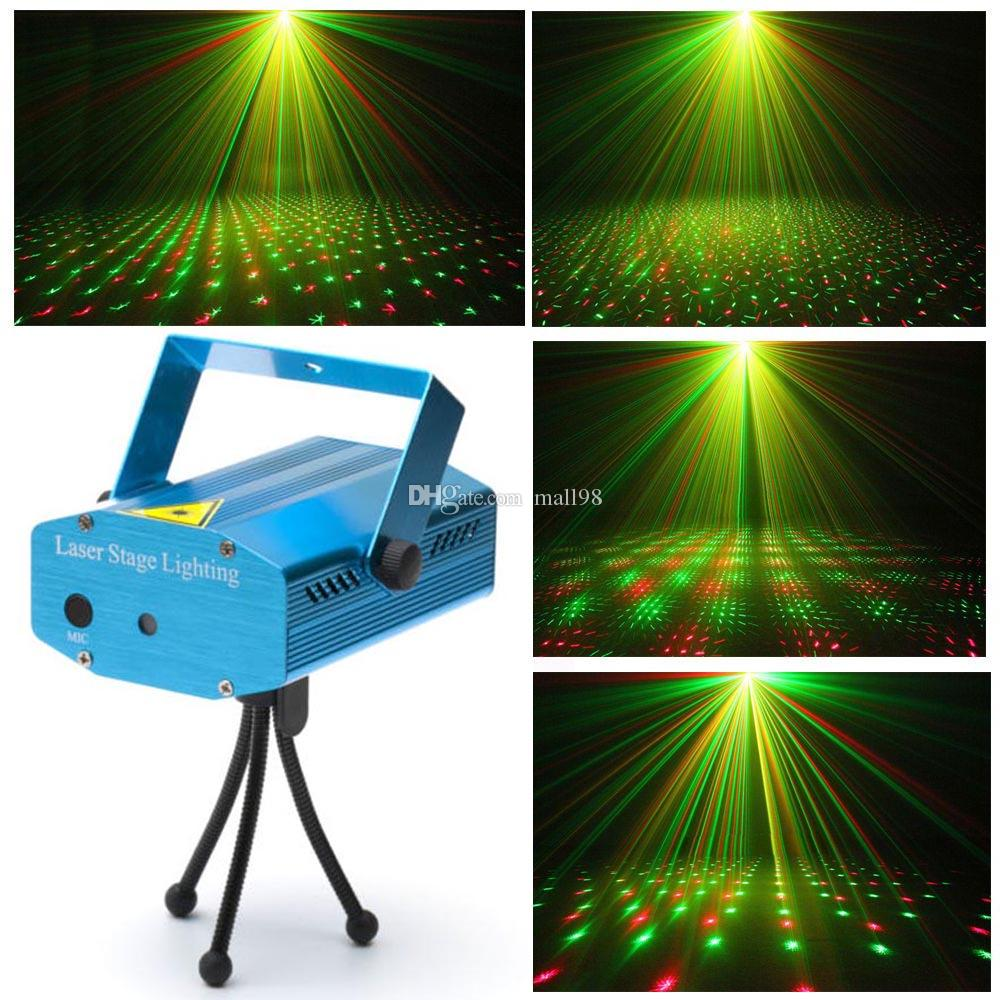 Christmas Party Projector Dj Laser