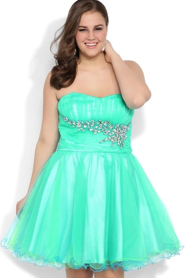 Beautiful Junior Plus Size Prom Dresses Gallery Styles Ideas