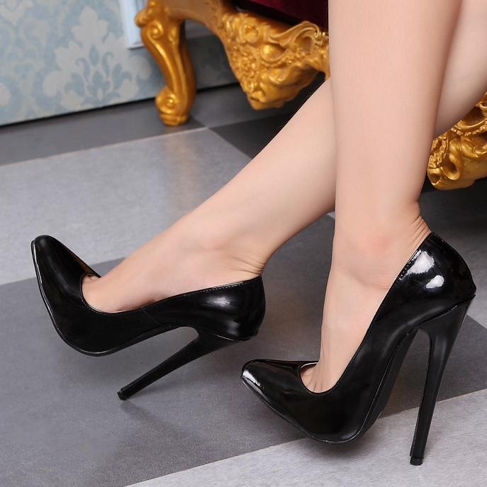 2015 Shoes Alternative Selling Super Sexy High Heels Shoes 16cm ...