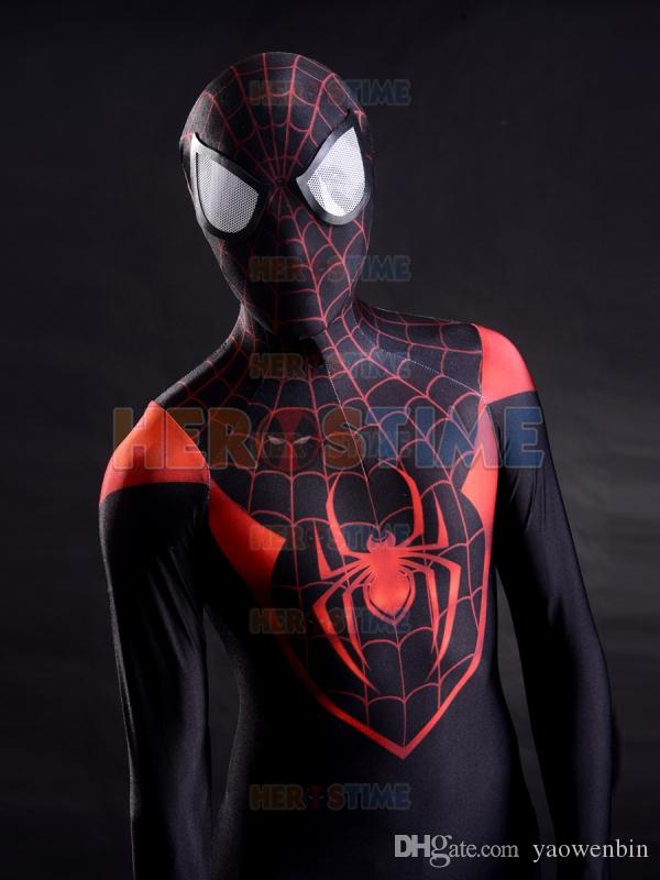 Spider Man Halloween Costumes