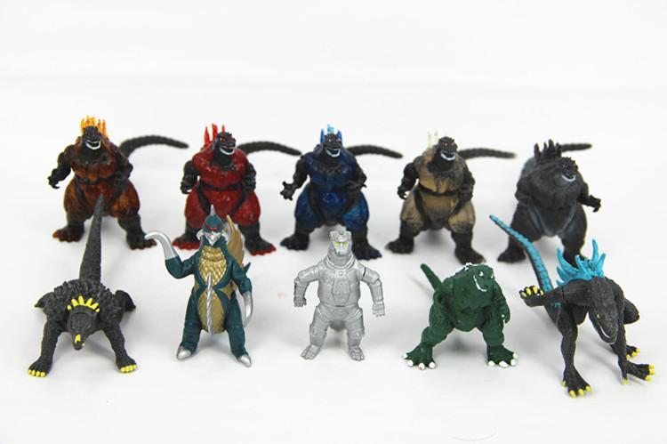 Monster Toys For Boys : Best quality monsters dinosaur boys altman godzilla kids