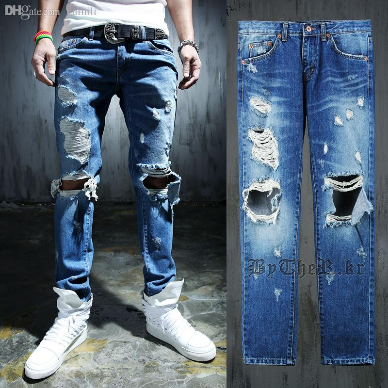 Mens Jeans With Holes | Jeans To