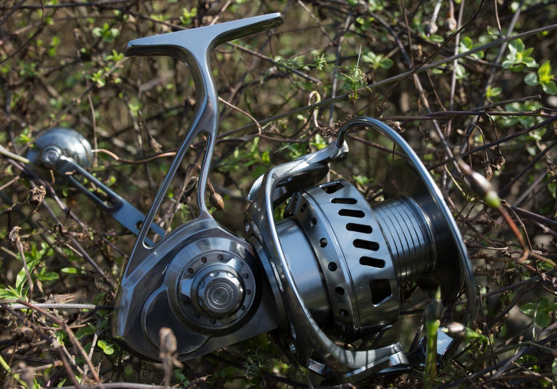 Best fishing reels for freshwater for Used saltwater fishing reels for sale