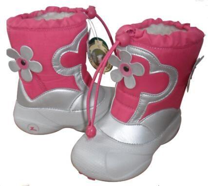 Girl Snow Boots Baby Boy Kids Snow Boots Children Boots Kids ...