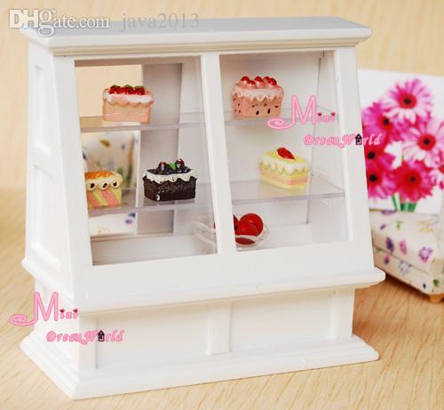 Wholesale !1:12 Dollhouse Miniature Furniture Wood Shop