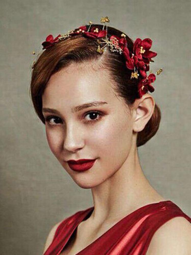 cheap bridal hair accessories discount korean fashion hair accessories