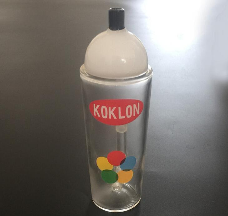 Buy Cheap Hookahs For Big Save New Krylon Spray Can Paint Inline Percolator Glass Bong Koklon
