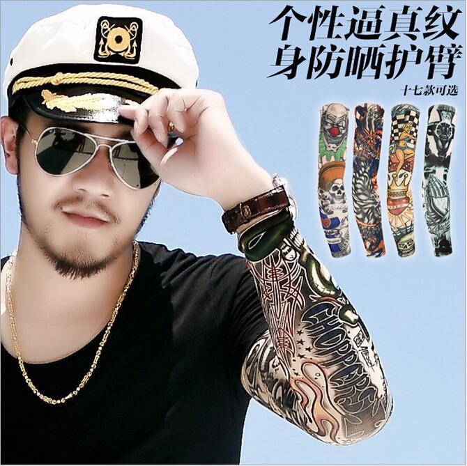 Tattoo Sleeves Men & Women Arm Sleeve Ideas Fashion Protection Sun ... X Men Tattoo Sleeve