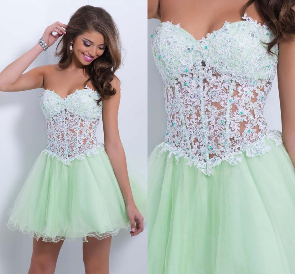 Cheap Cute Homecoming Dresses