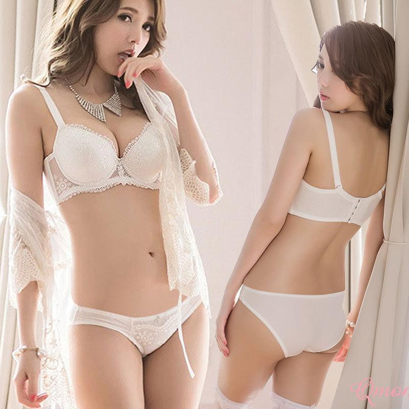 New 2014 Solid Vs Bra Sets Women Luxury Lingerie Bra And Panty Set ...