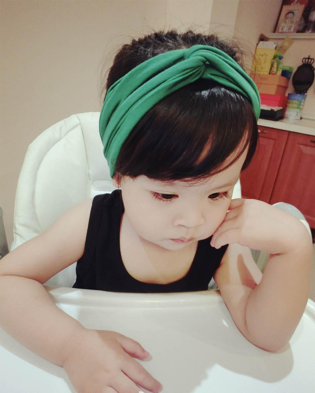 Be best hair accessories for baby - Best Seller 2015 Baby Girl S New Fashion Turban Twist Headband Head Wrap Knotted Soft Baby Headband Children Hair Accessories Pretty Baby Hair Accessories