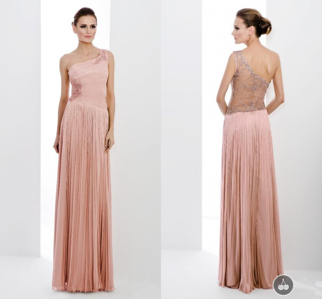 New Beach Evening Dress Sheer Plus Size 2015 Coral Mother