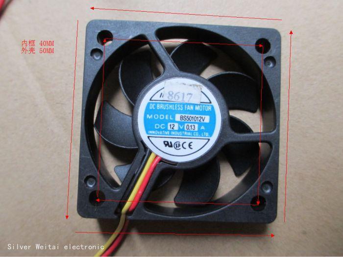 New Cpu Fan Cooler For Innovative Dc Brushless Fan Motor