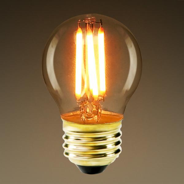 e12 e14 e27 g45 4w led filament light bulb replacement with 40w traditional lamp 2700k 110v 220v. Black Bedroom Furniture Sets. Home Design Ideas
