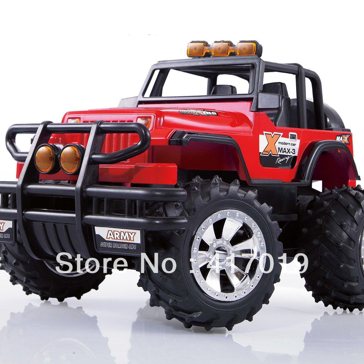 free shipping off road remote control car charging children toy car oversized hummer kid toy