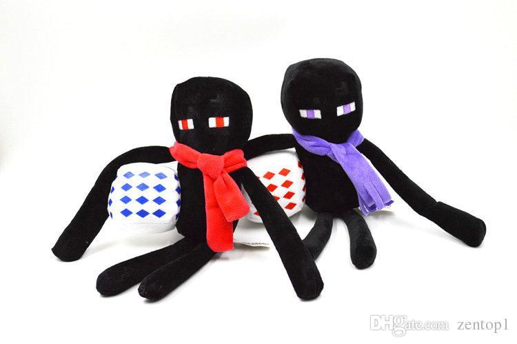 Big Boy Toys For Christmas : Cartoon cute minecraft toys figures jj enderman plush