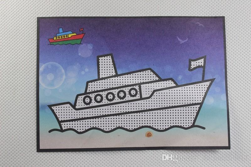 novelty item 8512cm small kids diy water painting no pigment drawing paper with water childrens educational toyy182 small kids diy water painting no - Drawing For Small Kids