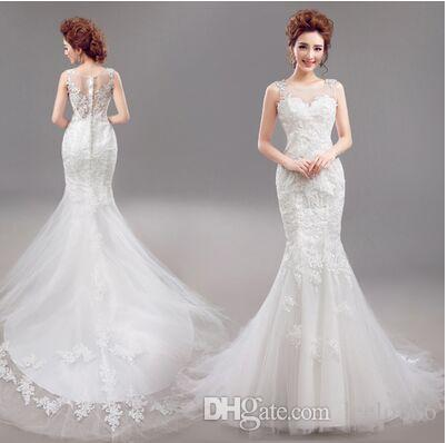Wholesale Wedding Dresses From High Fashion Designers 17