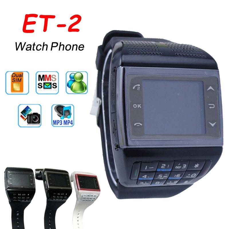 Avatar 2 Mp3: Best 2015 Wholesale Watch Cell Phone Avatar Et 2 Dual Sim