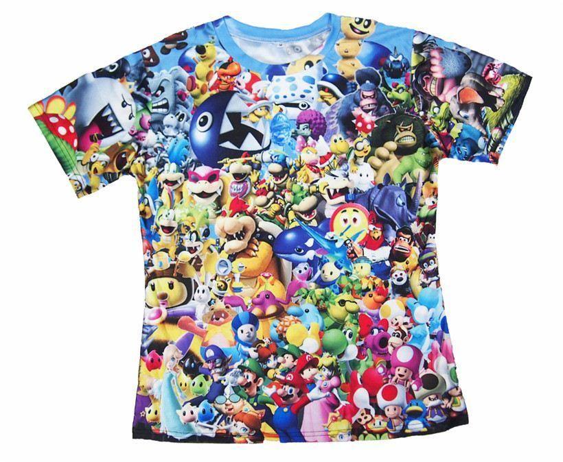 Tshirts Fashion Emoji Orangutan Fish T Shirt Print