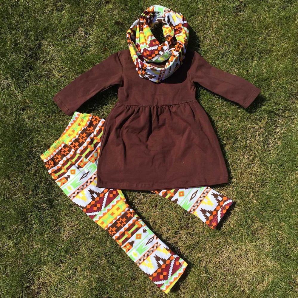 FALL OUTFITS Persnickety Girls Sets Girls Thanksgiving Pant Sets ...