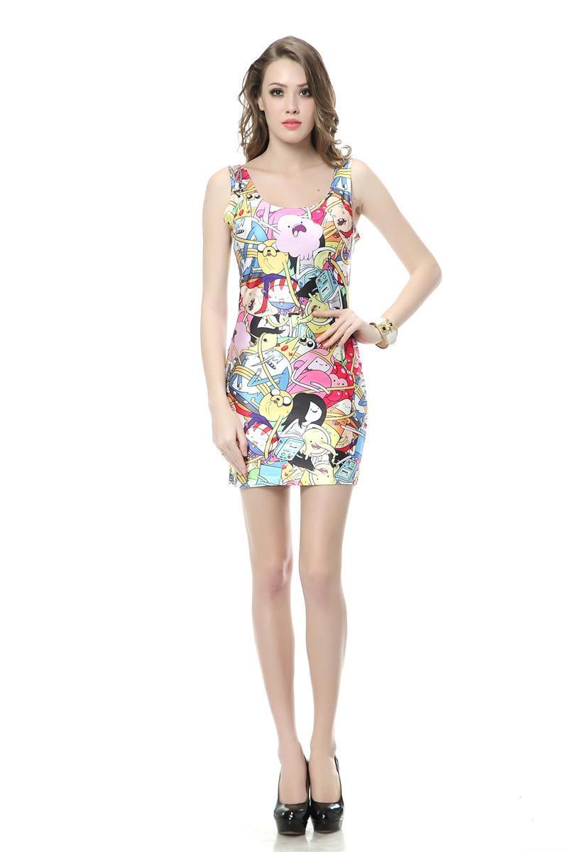 Summer dress aj name