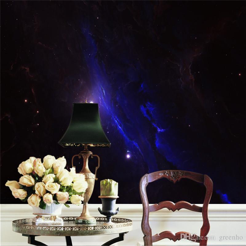 3d Galaxy Photo Wallpaper Charm Pynx Nebula Wall Mural Custom 3d ...