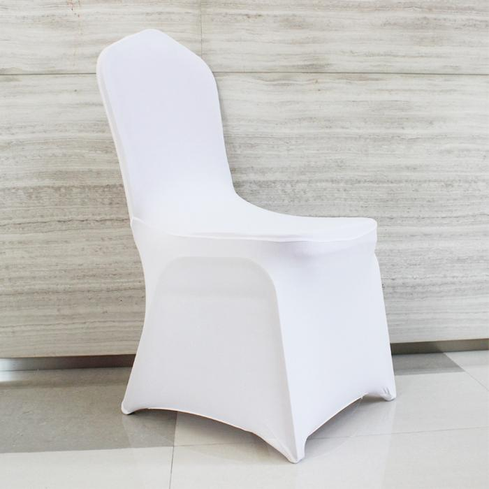 product wholesale white wedding banquet chair seat covers