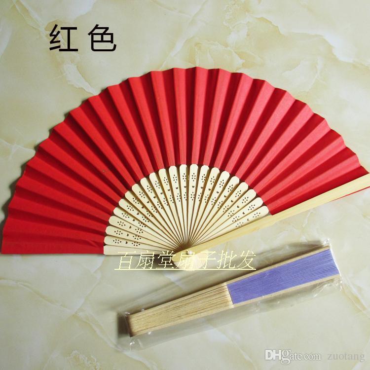 cheap paper fans