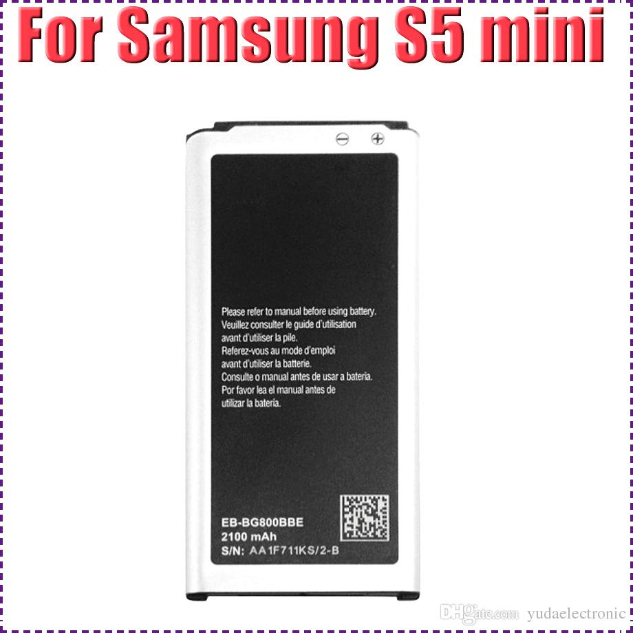 S5 Mini Battery For Samsung Galaxy S5 Mini Battery 2100mAh EB ...