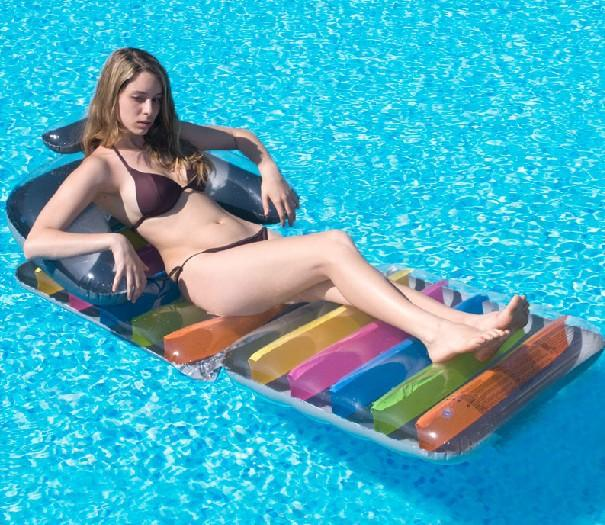 Online Cheap Pool Floats For Adults Inflatable Air Water