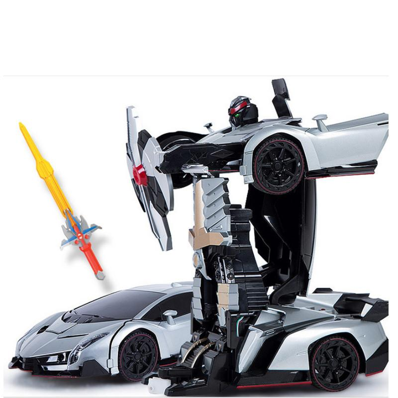 bumblebee toys super hero for kids sounding deformation remote control vehicles fashion car xmas gifts super