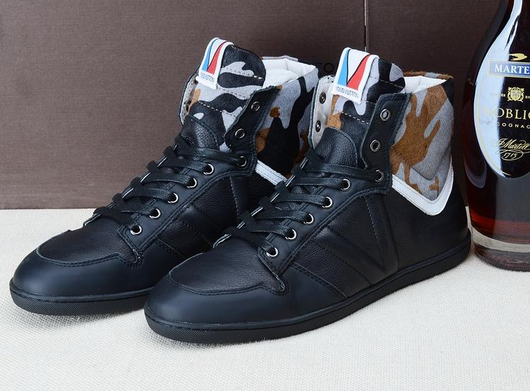 Men's Luxury Brand Designer Boots Thickening Warm Winter Boots for ...