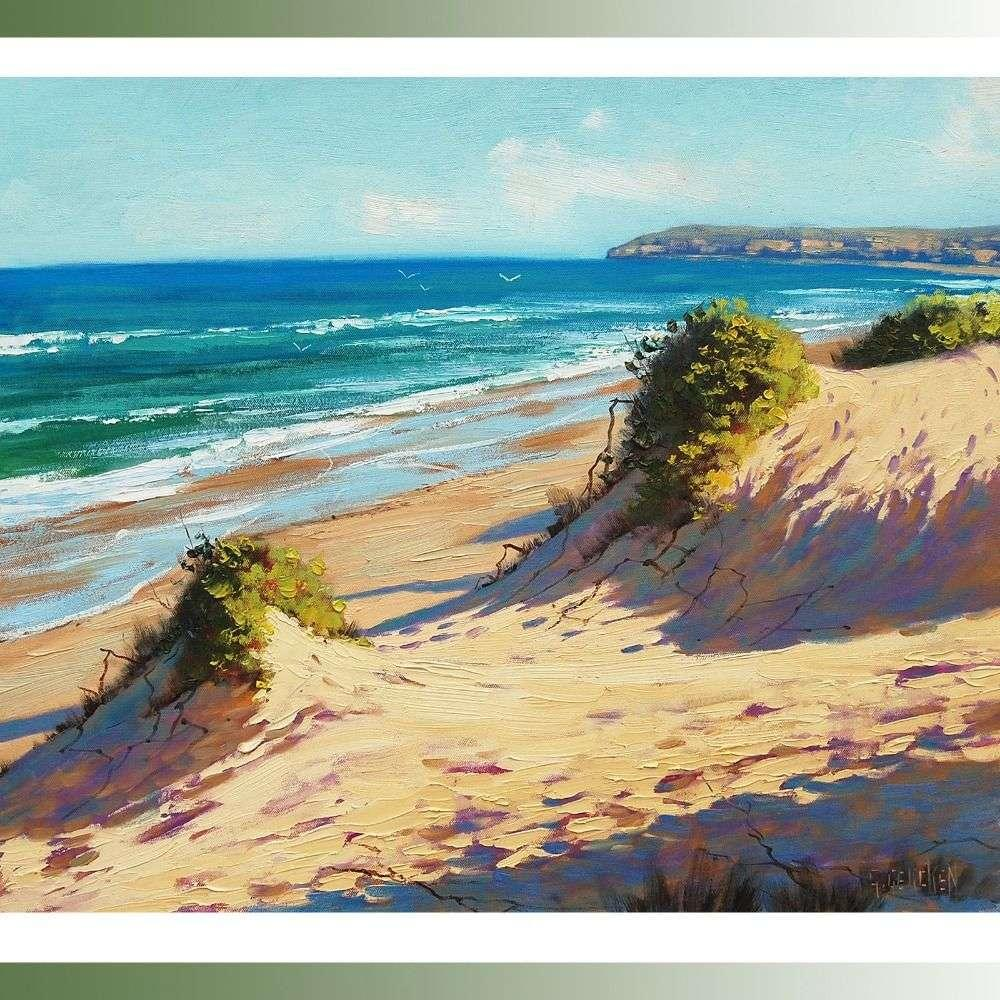 How To Paint Beach Scenes In Oils