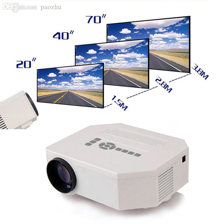 Wholesale full hd mini pico projector home theater for for Laptop pico projector