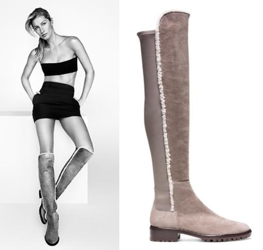Brown Stretch Knee High Boots Online | Brown Stretch Knee High ...