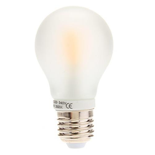 Led E12 Frosted: Best A60 Frosted Led Filament Bulb 2w 4w 6w 8w Dimmable