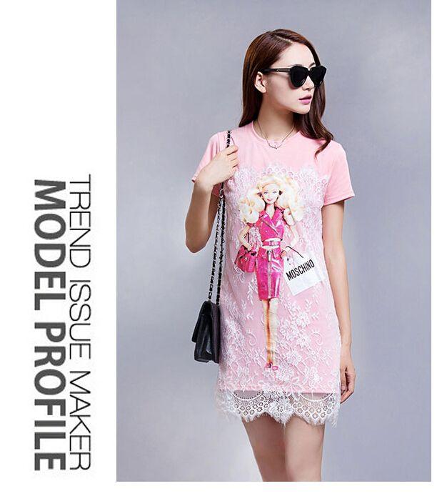 Europe Style Casual Dresses Korean Style Pencil Dresses Fashion ...