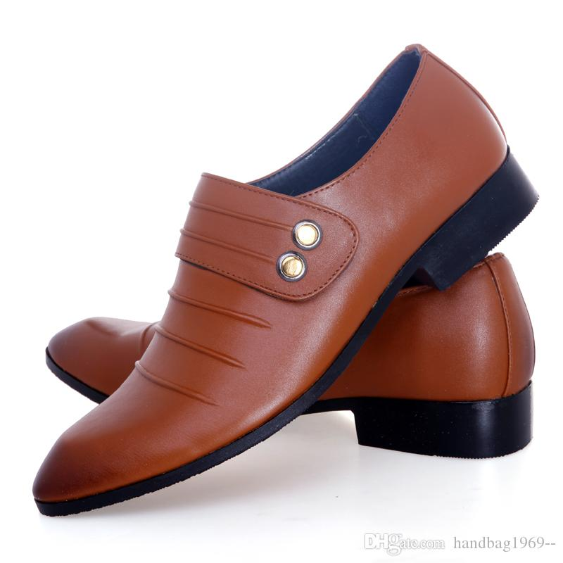 cheap dress shoes mens casual shoes wedding dress shoes